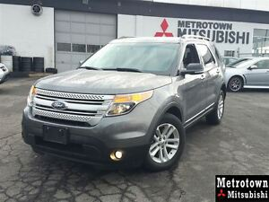 2014 Ford Explorer XLT; Local, Accident Free, one owner