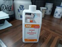 HG carpet and fabric sofa cleaner