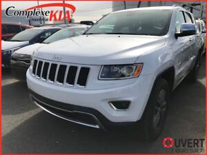 2016 Jeep Grand Cherokee Limited 4X4 ENS.HIVERNAL TOIT OUVRANT C