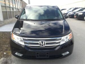 2014 Honda Odyssey TOURING.TV-DVD.NAVIGATION.REAR VIEW CAMERA.LE
