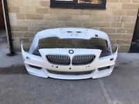 Genuine BMW 6 Series M Sport F12/F13 Front & Rear Bumper 2012-2013-2014-2015-
