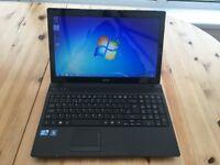 Laptop Acer Aspire 5742 i5 6gb DDR3 Ram. 1TB Hard Drive. Fast, Refurbished