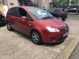 FORD CMAX 2007 1.6 DIESEL AIRCON DRIVES PERFECT