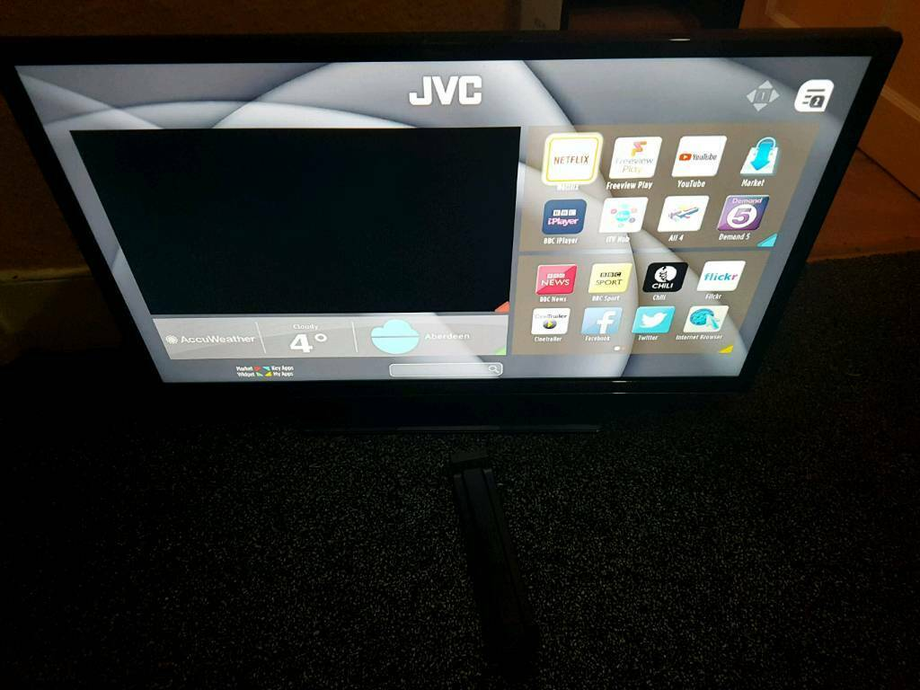 Jvc smart LED tv 32 inches | in Wood Green, London | Gumtree
