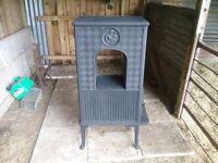 joyul wood burner