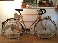 Classic single speed Peugeot Men's racing/touring bicycle