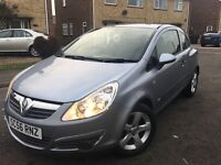 Vauxhall Corsa Hatchback Low Mileage Lady Owner