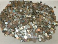 BULK LOT/ HOUSE CLEARENCE WORLD collectable coins, over 16kg availiable
