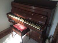 Wooden Piano - K Bord