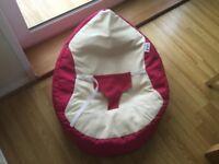 GaGa Cuddle Soft Baby Bean Bag