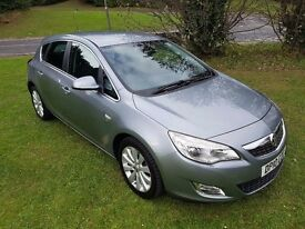 2010 VAUXHALL ASTRA 1.6 SE PREMIUM 5DR MOT NOV 2017 S/HISTORY DRIVES GREAT LOW MILEAGE