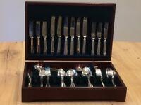 Silver Plated Cutlery Set - Bright Ltd
