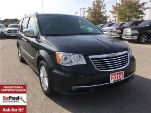 2014 Chrysler Town & Country LIMITED**DUAL DVD**POWER SUNROOF**N