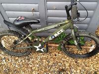 Childrens Bike - 6 - 8 years - Gearless