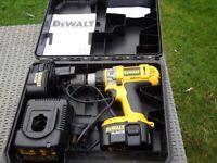 Dewalt DC984 Drill