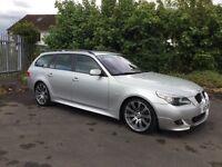 BMW 525b M SPORT diesel not Audi Volkswagen