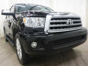 2010 Toyota Sequoia Platinum 5.7L V8 DVD Leather Bluetooth