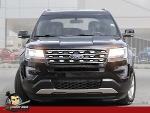 2016 Ford Explorer XLT-4WD-Rear View Camera-One Owner-Accident F Edmonton Edmonton Area image 2