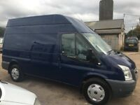 Ford transit,Very Good Van condition inside/outside.
