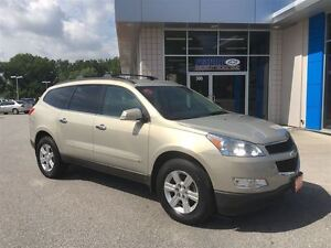 2010 Chevrolet Traverse 2LT Leather 7 Passenger Power Liftgate