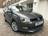 VW POLO 2013 1.6 TDI *FULL VW SERVICE HISTORY* *LADY OWNER*