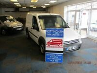 FORD TRANSIT CONNECT SWB 2007 NO-VAT TDCI