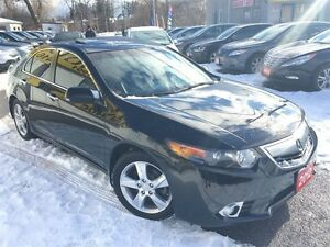 2012 Acura TSX w/Tech Pkg/NAVI/BACKUPCAMERA/LEATHER/ROOF/ALLOYS