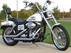 2006 harley-davidson FXDWG Dyna Wide Glide   6 Speed and Fuel In London Ontario image 4