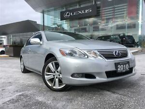 2010 Lexus GS 450h Navi Leather Back Up Cam Sunroof Bluetooth