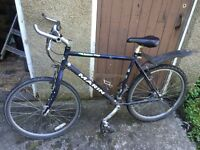 Marin Bolinas Ridge mountain bike