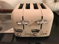 Delonghi cream toaster