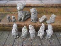 11 concrete figures