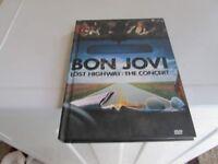 BON JOVI- LOST HIGHWAY THE CONCERT
