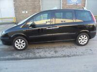 2005 FIAT ULYSEE JTD ELEGANZA SE 4, MPV, 2.0L BLACK AUTO DIESEL, 8 SEATER