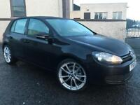 VOLKSWAGEN GOLF 1.6 TDI 105 BHP MATCH BLUEMOTION TECH ALLOYS CRUISE PDC FINANCE AVAILABLE MAT PART X