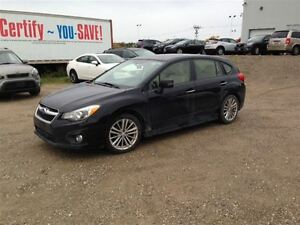 2013 Subaru Impreza 2.0i Limited AS IS 5 Speed Leather Roof