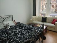 A spacious double room