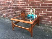 Vintage TEAK Coffee Table G Plan Astro Style By Stonehill Mid Century RETRO