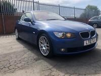 2010 10 BMW 320D COUPE MSPORT LOOKS CREAM LEATHER