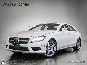 2014 Mercedes-Benz CLS-Class CLS550 4MATIC | PREMIUM