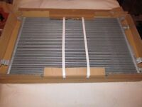 Brand New Air Conditioning Condenser for Fiat Croma, Vauxhall Signum, Vauxhall Vectra or Saab 93.
