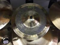 Istanbul and Stagg Splashes and Bells - Drum Kit Cymbals