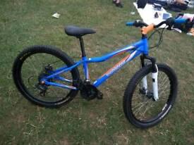 Mongoose Junior bike