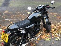 Bullit Motorbike, SPIRIT 125, 2019, 125 (cc). Great condition.