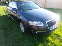 Audi A6 2.0 TDI long mot