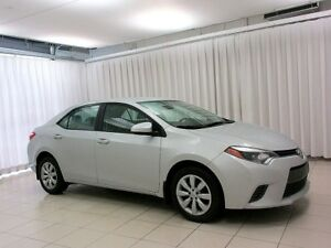 2016 Toyota Corolla INCREDIBLE SAVINGS!!! LE SEDAN w/ BLUETOOTH,