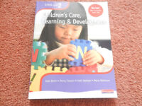 S/NVQ Level 2 Children's Care, Learning and Development