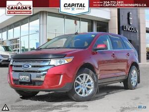 2013 Ford Edge Limited AWD **Heated Seats-Nav-Rear Cam**