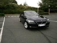 BMW 5 Series 2.0 520d Efficient Dynamics 4dr 2 keepers £30 tax