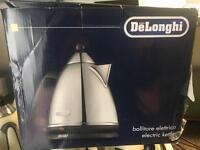 Delonghi full metal kettle